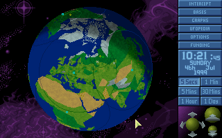 [02/02/2013] Radar ranges on globe